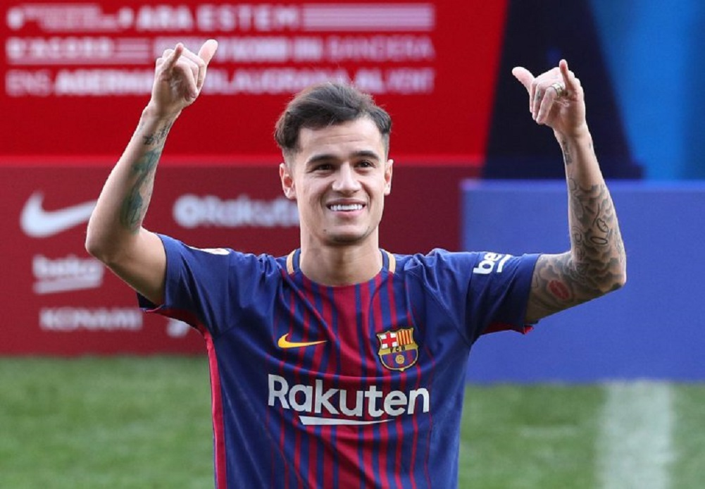 Phillippe Coutinho