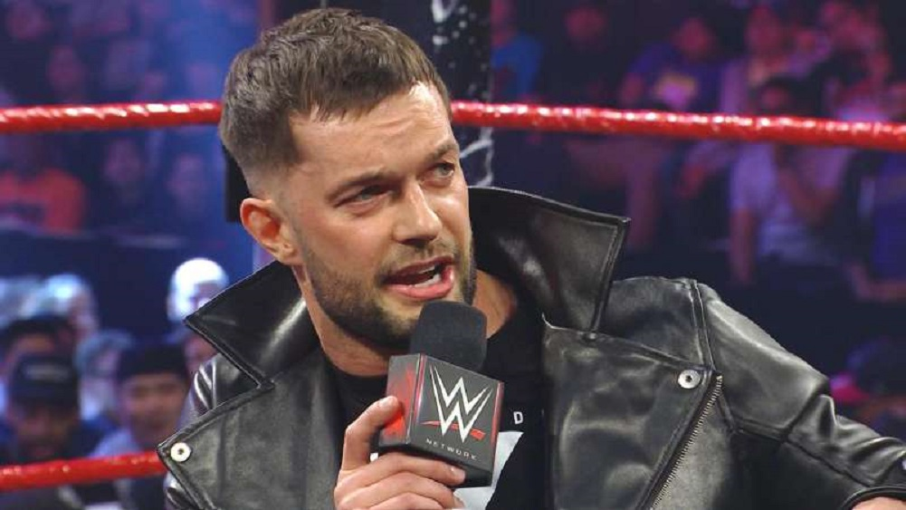 Finn Bálor teases AEW move, match with WWE legend