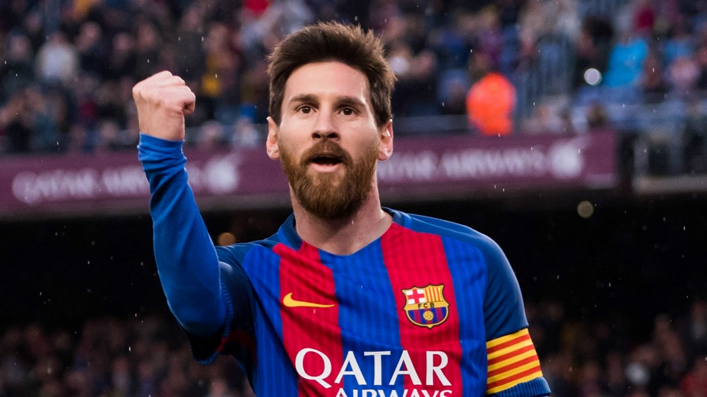 4ac879fe5e2 Messi s sits out Barcelona s ICC campaign