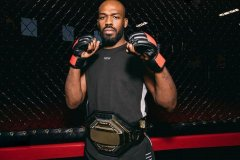 UFC champion Jon Jones arrested