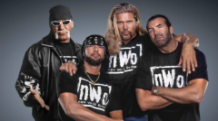 NWO confirmed for WWE Hall Of Fame 2020