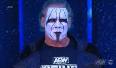 Sting makes his debut on AEW Dynamite