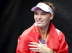 Tearful Wozniacki heads into retirement after Jabeur defeat