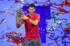 Thiem claims U.S. Open title after thrilling fightback