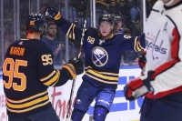 Kahun scores shootout goal in Sabres win over Capitals