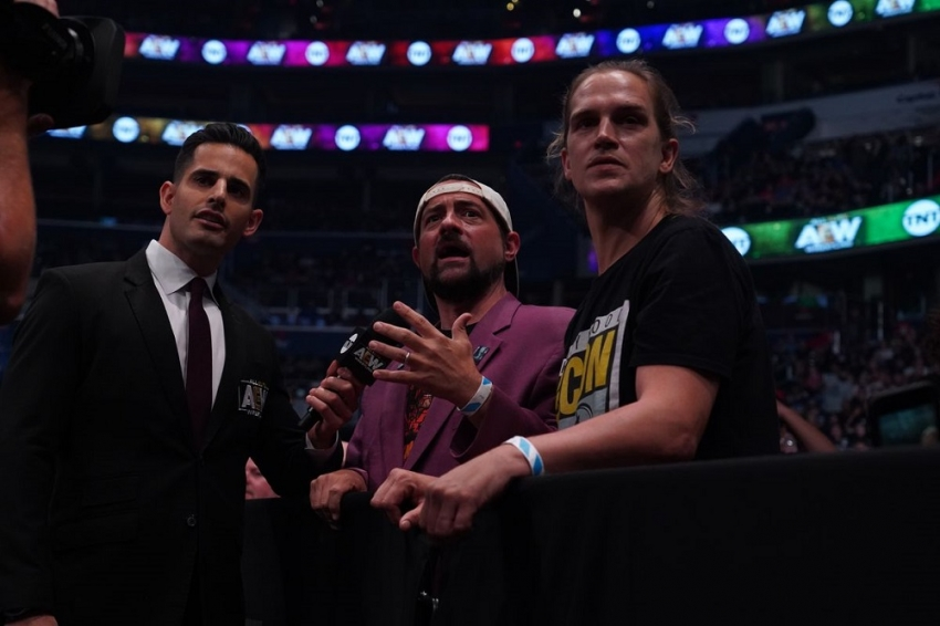 WWE cancels Jay and Silent Bob after AEW appearence