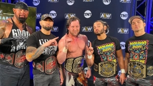 Bullet Club reunite in AEW - Impact Wrestling INVADES Dynamite!