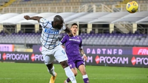 Fiorentina v Inter: Lukaku leaves it late for last-16 winner