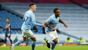 Manchester City v Arsenal: Sterling lifts City from slump