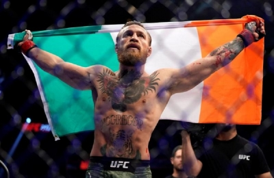 Coach: McGregor to fight again before summer