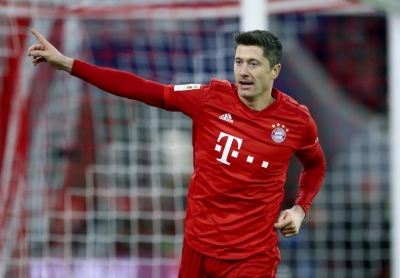 Lewandowski on top of FIFA award shortlist for best player of the year