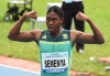 Athletics-'Supernatural' Semenya confident of 200m success