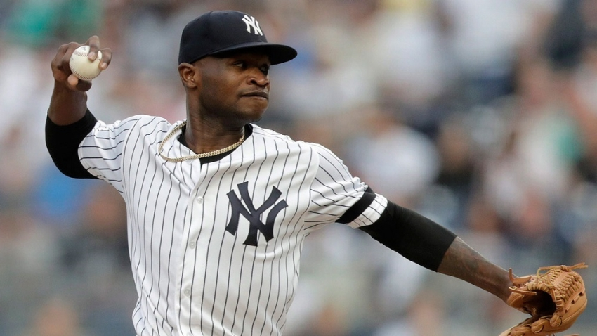 Yankees' German suspended 81 games for domestic violence