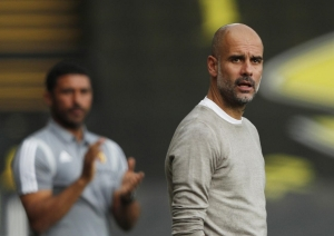 Guardiola seeks more consistency from Man City next season