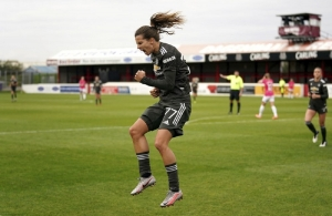 Heath begins comeback, Man United holds Man City 2-2 in WSL