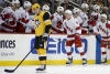 Hurricanes hammer listless Penguins