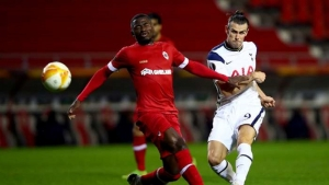 Royal Antwerp v Tottenham: Alli and Bale hooked as sloppy Spurs suffer setback