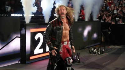 Edge reveals the moment he knew he would be able to return to the ring