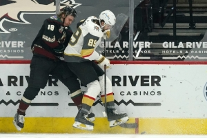 Vegas Golden Knights v Arizona Coyotes: Coyotes hand Golden Knights first loss of the season