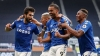 Everton gets an impressive victory over Tottenham Hotspur