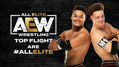 AEW signed tag team Top Flight