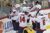 Capitals strike early, thrash Penguins
