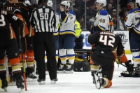 Blues' Jay Bouwmeester recovering back in St. Louis