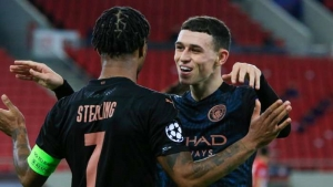 Olympiacos v Manchester City: Foden's goal seals Champions League progress