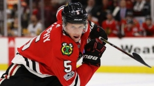 Chicago Blackhawks activate D Connor Murphy off IR