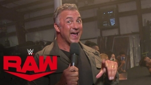 Shane McMahon debuts WWE RAW Underground Fight Club