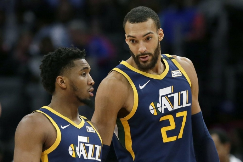 Gobert pledges $500,000 to help with relief, NBA shutdown