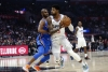 George's 3 helps Clippers edge Thunder