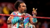 Xavier Woods injured during house show
