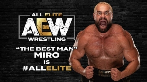 Miro debuts on AEW Dynamite