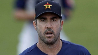 Astros ace Justin Verlander has surgery on groin