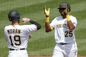 Pirates rally past Twins 6-5 to end 7-game losing streak