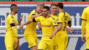 Guerreiro, Hakimi secure scrappy win before Der Klassiker