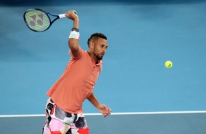 Kyrgios out of Australian ATP Cup team as world ranking slips
