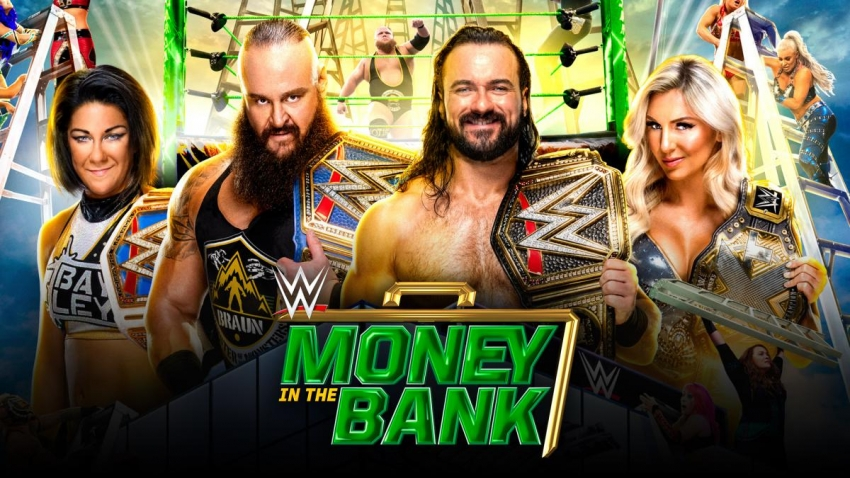 WWE Money In The Bank 2020