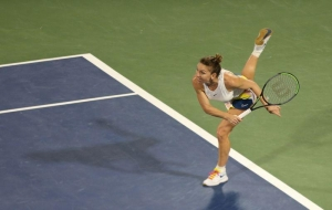Halep hopes to play in Palermo next month