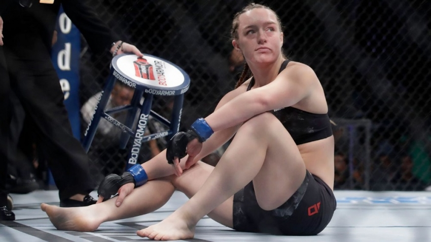UFC's Ladd has suspension removed by CASC