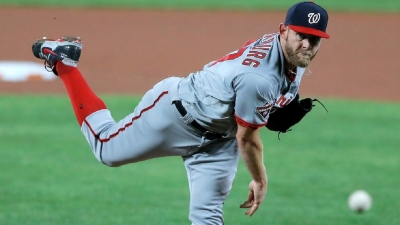 Stephen Strasburg season is done and gets ready for surgery.