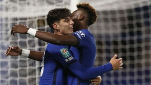 Chelsea succesfull victory over Barnsley in the Carabao cup