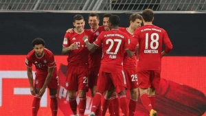 Borussia Dortmund v Bayern Munich: Champions in the clear after Klassiker comeback