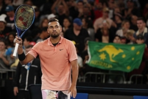 Kyrgios rants at Thiem for defending Adria players