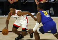 Johnson scores 23 points to help Raptors top Nuggets