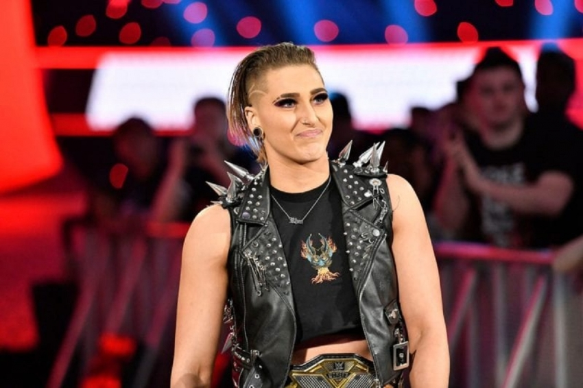 Rhea Ripley set for move to main roster