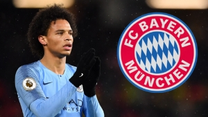 Sane seals €60m Bayern Munich move