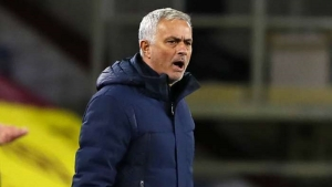 Mourinho hit with suspension by UEFA