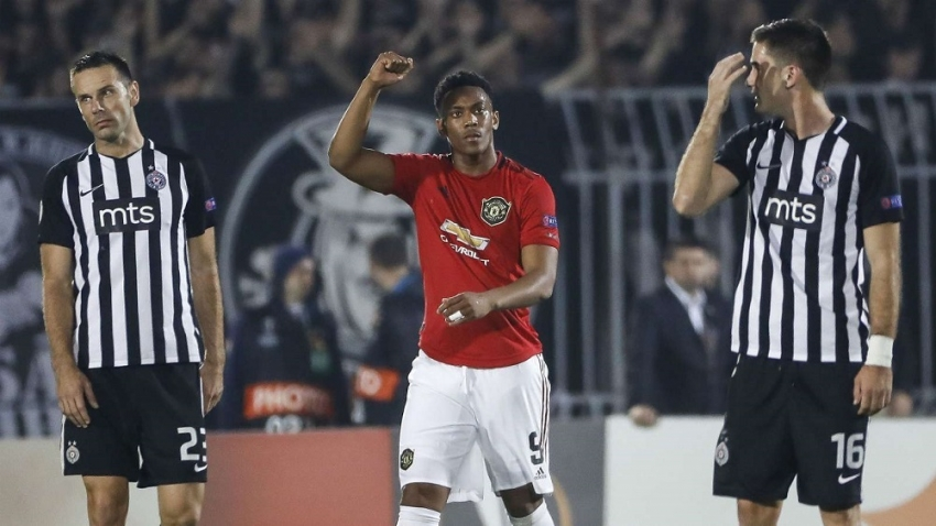 Martial penalty ends miserable away run